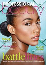 Professional Beauty September 2016 issue Professional Beauty September 2016
