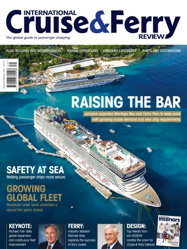 Int Cruise & Ferry Review Preview