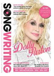 Songwriting Magazine Magazine Cover