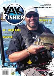 Yak Fisher issue Yak Fisher