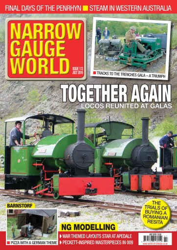 Narrow Gauge World Digital Issue
