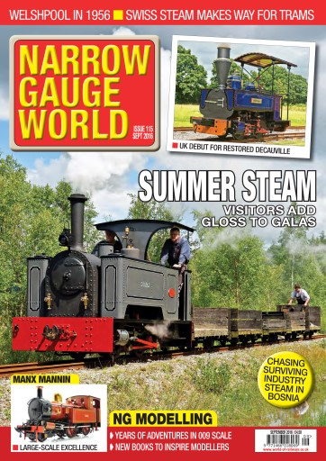 Narrow Gauge World Preview