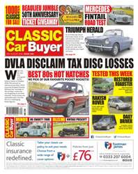No. 345 DVLA Disclaim Tax Disc Losses  issue No. 345 DVLA Disclaim Tax Disc Losses