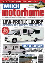 Which Motorhome Jan 2012 issue Which Motorhome Jan 2012