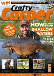 Crafty Carper September 2016 issue Crafty Carper September 2016