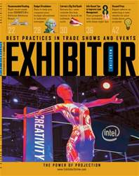 EXHIBITOR Magazine Magazine Cover