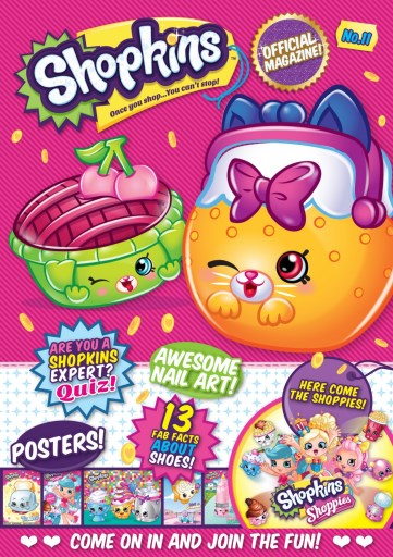 Shopkins Preview