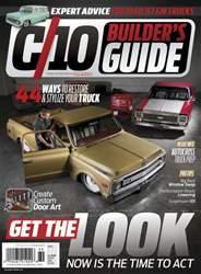 Street Trucks Magazine Cover