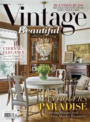 Vintage Beautiful Fall 2016 issue Vintage Beautiful Fall 2016