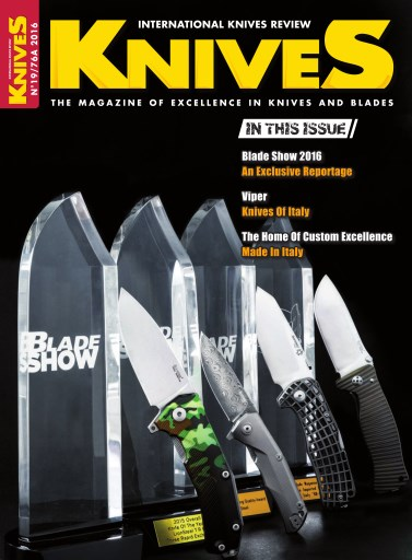 KNIVES INTERNATIONAL Digital Issue