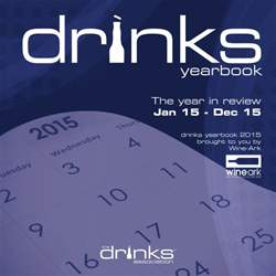 Drinks Yearbook 2015 issue Drinks Yearbook 2015