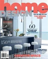 Home Design Magazine Cover