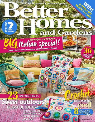 title cover preview better homes and gardens australia preview. beautiful ideas. Home Design Ideas