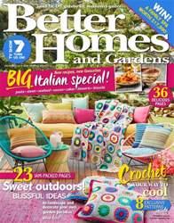 better homes and gardens australia magazine november 2016