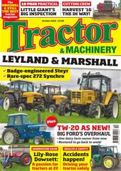 Vol. 22 No. 12 Leyland & Marshall  issue Vol. 22 No. 12 Leyland & Marshall