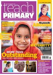 Teach Primary Magazine Cover