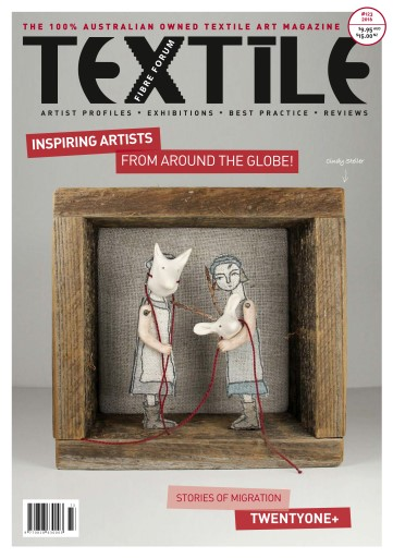 Textile Fibre Forum Digital Issue