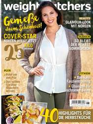 Weight Watchers Magazin Deutschland Magazine Cover