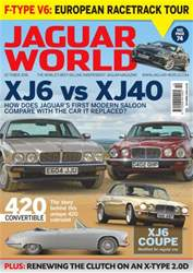 No. 176 XJ6 vs XJ40 issue No. 176 XJ6 vs XJ40