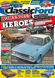 No. 243 Homebuilt Heroes  issue No. 243 Homebuilt Heroes