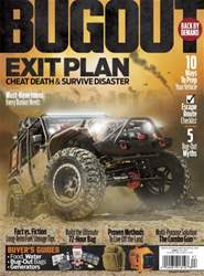 Bugout Rerelease 2016 issue Bugout Rerelease 2016
