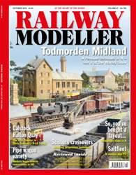 Railway Modeller October 2016 issue Railway Modeller October 2016