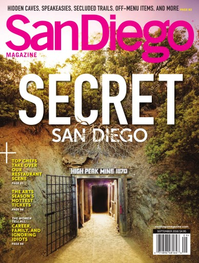 San Diego Magazine Preview