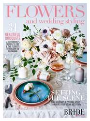 Flowers & Wedding Styling  issue Flowers & Wedding Styling