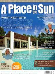 A Place in the Sun Autumn 2016 issue A Place in the Sun Autumn 2016