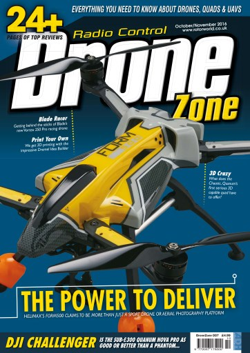 Radio Control DroneZone Digital Issue