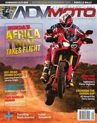 ADVMoto Sep/Oct 2016 issue ADVMoto Sep/Oct 2016