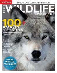 Best Wildlife Photography 2017 issue Best Wildlife Photography 2017