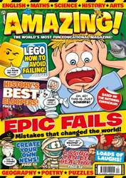 Issue 24 - Epic Fails issue Issue 24 - Epic Fails