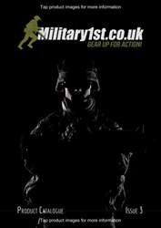 Military 1st Product Catalogue 2016 issue Military 1st Product Catalogue 2016