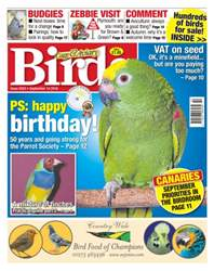 No. 5923 PS: Happy Birthday! issue No. 5923 PS: Happy Birthday!