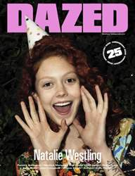 Dazed 25th Anniversary Issue Autumn Winter 16 issue Dazed 25th Anniversary Issue Autumn Winter 16