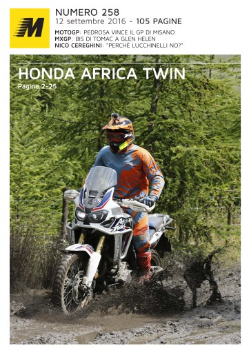 Moto.it Magazine Digital Issue