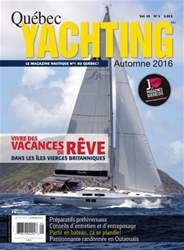 Automne 2016 issue Automne 2016