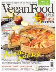 Vegan Food & Living October issue Vegan Food & Living October