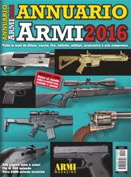 Annuario Armi 2016 issue Annuario Armi 2016