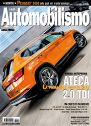 Automobilismo 10 2016 issue Automobilismo 10 2016
