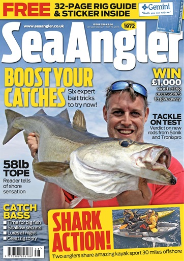 Sea Angler Preview