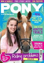 PONY magazine – November 2016 issue  PONY magazine – November 2016