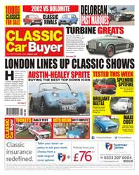 No. 349 London Lines Up Classic Shows issue No. 349 London Lines Up Classic Shows
