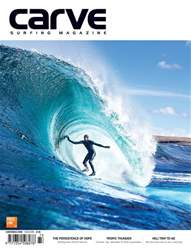 Carve Surfing Magazine issue 173 issue Carve Surfing Magazine issue 173
