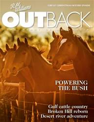 OUTBACK 109 issue OUTBACK 109