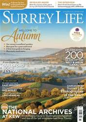 Surrey Life Magazine Cover