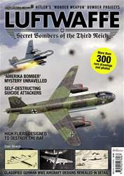 Luftwaffe: Secret Bombers of the Third Reich issue Luftwaffe: Secret Bombers of the Third Reich
