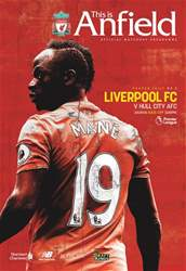 Liverpool v Hull City 201516 issue Liverpool v Hull City 201516