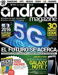 Android Magazine Magazine Cover